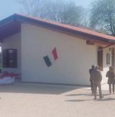 Verona, inaugurata la nuova baita degli Alpini a San Michele Extra