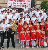 Concerto d'estate del Corpo bandistico di Bovolone a Oppeano