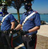 Castelnuovo del Garda, sei giovani bulli (due minorenni) arrestati per tentata rapina ad un coetaneo