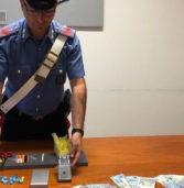 S. Bonifacio, arrestato dai carabinieri pusher con diverse dosi di cocaina