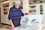 Torri del Benaco, mostra del pittore valpolicellese Dalla Fini