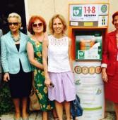 Verona, nuovo defibrillatore donato dal Club Verona Inner Wheel
