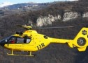 Caprino, precipita con il parapendio a malga Val Fredda soccorso con l'elicottero