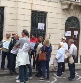 Scandalo Bpvi, protesta Federcontribuenti: «Sequestrare i beni a Zonin»