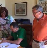 Minerbe, il nuovo sindaco Girardi riporta l'Asd Minerbe a giocare in paese