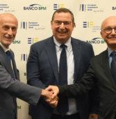 Fondo da 330 milioni per finanziare le Pmi grazie all'accordo tra Banco Bpm e Fondo Europeo per gli investimenti