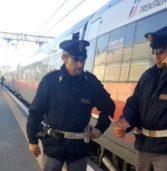 Bovolone, distrugge una porta della stazione: arrestato dalla Polfer
