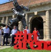 Verona, la città abbellita dalle scenografie areniane: impegno di spesa di 300 mila euro