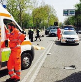 Verona, incidente in via Galliano: muore 17enne