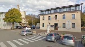 Il municipio di Lavagno