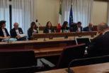 Roma, le Mamme No Pfas alla Commissione Ecomafie: «Segnati per la vita noi e i nostri figli»
