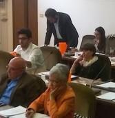 Legnago, consiglio comunale sospeso per scontro Pernechele-Gandini