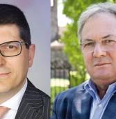Bovolone, duello tra il sindaco uscente Mirandola ed il candidato della Lega Nord Minozzi