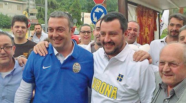 Oppeano, arriva il ministro Erika Stefani ad aprire stasera la Festa della Lega. Domani attesi Salvini e Fontana