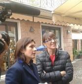 Regionali, Moretti sul Garda: «Presenterò un Jobs act Veneto per il turismo»