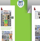 Legnago, una mostra celebra i 20 anni di Primo Giornale