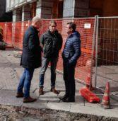 Verona, decollati i lavori per rifare la pavimentazione di piazza Erbe