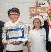 """Isola della Scala, alla Trattoria """"Vecio Balilla"""" la 52ª Spiga d'Oro dedicata a Giorgio Gioco"""