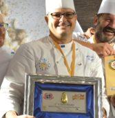 """Isola della Scala, al cuoco veronese Bocchin il """"Chicco d'Oro"""" della Fiera del Riso"""