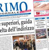 Primo Giornale, il numero di novembre in distribuzione nell'Est Veronese
