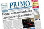 Primo Giornale, in distribuzione nel Basso Veronese il numero di dicembre