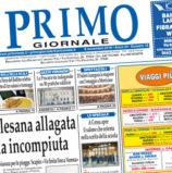 Primo Giornale, in distribuzione nel Basso Veronese il numero dell'8 novembre