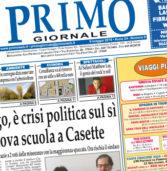 Primo Giornale, in distribuzione nel Basso Veronese il numero del 9 maggio