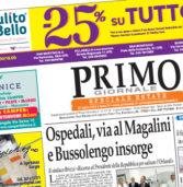 """Primo Giornale, in distribuzione il numero di luglio """"Speciale estate"""""""