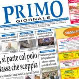 Primo Giornale, in distribuzione nel Basso Veronese il numero del 12 settembre