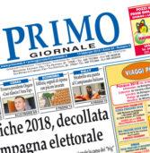 Primo Giornale, in distribuzione nel Basso Veronese il numero del 14 febbraio