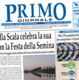 Primo Giornale, in distribuzione nel Basso Veronese il numero del 15 maggio