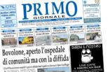 Primo Giornale, in distribuzione nel Basso Veronese il numero del 16 gennaio