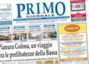 Primo Giornale, in distribuzione nel Basso Veronese il numero del 20 febbraio