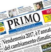 Primo Giornale, il numero di settembre in distribuzione nella Valpolicella