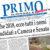Primo Giornale, il numero di febbraio in distribuzione nell'Est Veronese