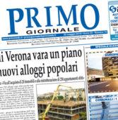 Primo Giornale, in distribuzione nel Basso Veronese il numero del 22 maggio