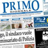 Primo Giornale, in distribuzione nel Basso Veronese il numero del 24 ottobre