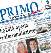 Primo Giornale, il numero di gennaio in distribuzione nell'Est Veronese