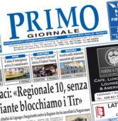 Primo Giornale, in distribuzione nel Basso Veronese il numero del 28 marzo