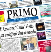 Primo Giornale, il numero di giugno in distribuzione nella Valpolicella