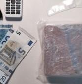 Verona, trovato con quasi mezzo chilo di droga: arrestato dalla Mobile