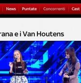 """X-Factor, è già un caso il ritornello di Giovanni Rana dei """"Van Houtens"""""""