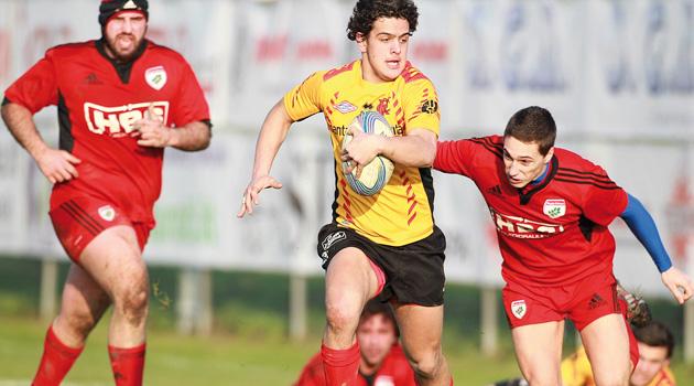 Rugby Serie A, il Valpolicella infila la terza vittoria ed ipoteca la salvezza