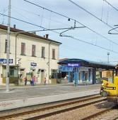 Nogara, pedone investito e ucciso da un treno in stazione