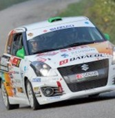 Stefano Strabello chiude il Suzuki Rally sul podio