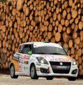 Rally, Strabello si prepara al Due Valli chiudendo con un sesto posto a San Martino di Castrozza