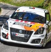 "Suzuki Rally Trophy, quinto posto ""bugiardo"" per Strabello"