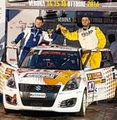 Strabello, dal 17 marzo al via nel Rally Trophy