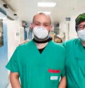 [VIDEO] Il racconto della quotidianità della Terapia intensiva del reparto di Anestesia di Borgo Roma nell'emergenza Covid-19