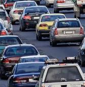 Tangenziale Nord, viabilità in tilt per un incidente tra due auto
